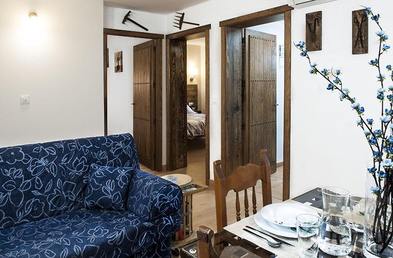 Ponemos a tu disposición toda la cubertería necesaria para que tu estancia en Malpartida de Plasencia sea excelente.
