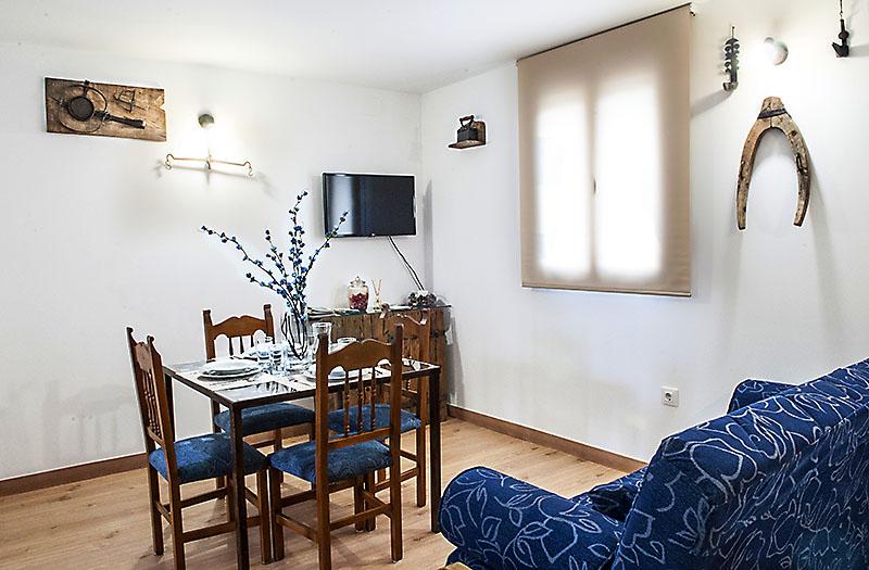 Todos los apartamentos están equipados con aire acondicionado y calefacción.