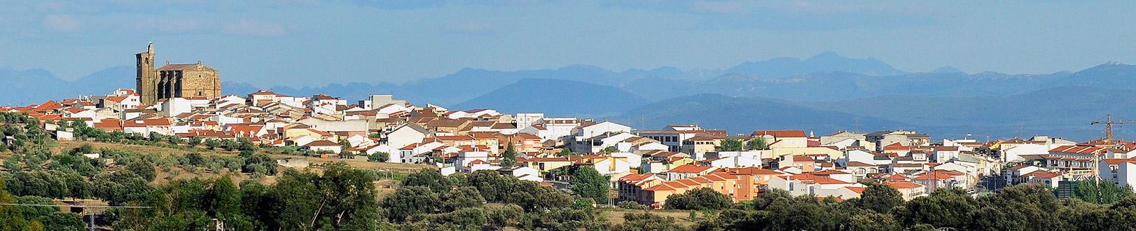 Hoteles en Monfragüe, Malpartida de Plasencia, Cáceres.